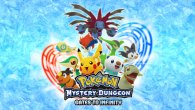 Pokemon Mystery Dungeon Gates of Infinity Box Art