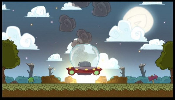 Super Ubi Land Screenshot 2