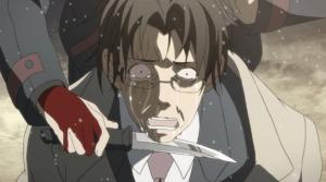 Sword Art Online Kirito almost kills Sugou