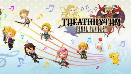 Theatrhythm Final Fantasy Picture