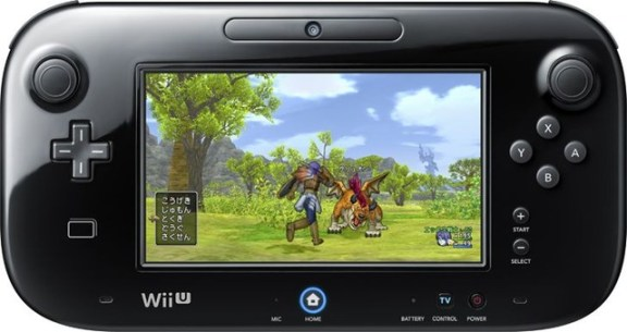 wii u dragon quest x