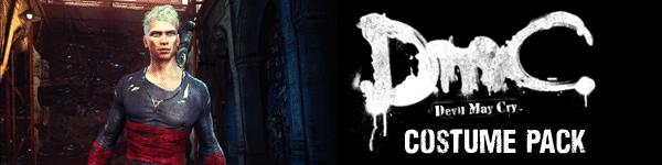 DmC: Devil May Cry Costume DLC