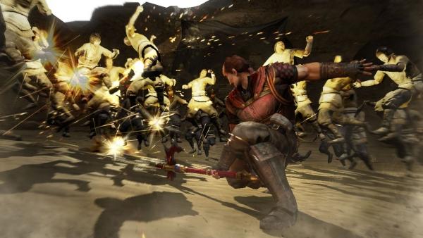 Dynasty Warriors 8: Empires   Intense Combat