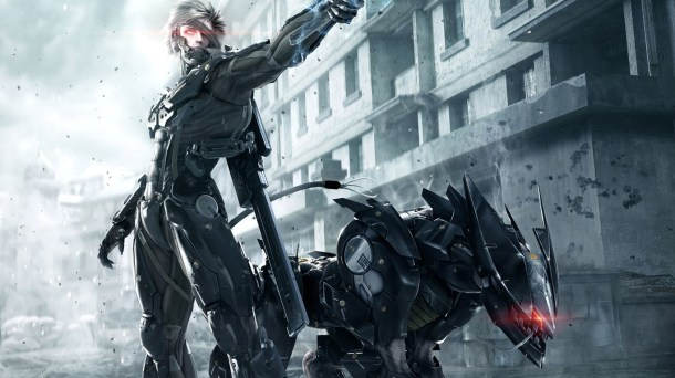 Metal Gear Rising: Revengeance | oprainfall
