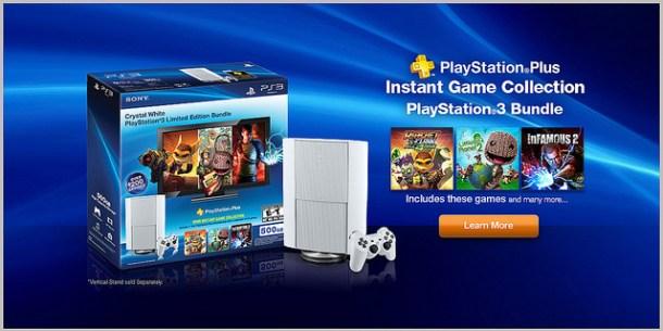 Sony PS3 bundle