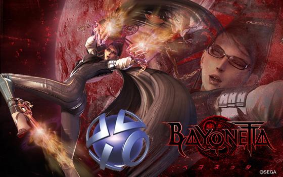 Bayonetta PSN