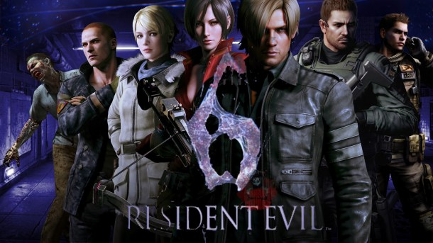 resident evil 6 -dc