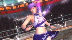 Dead or Alive 5 Plus groupC_cheer_Ayane