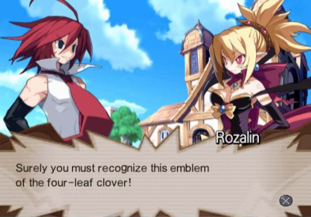 Disgaea 2 Cursed Memories | Adell and Rozalin