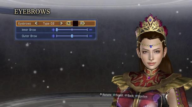 Dynasty Warriors 8: Empires | Graphics