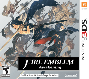 Fire Emblem Awakening NA Box (Large)