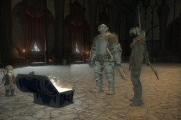 Final Fantasy XIV: A Realm Reborn [Beta Phase 2]—Dungeon Interior