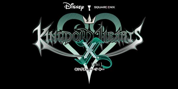 Kingdom Hearts χ logo