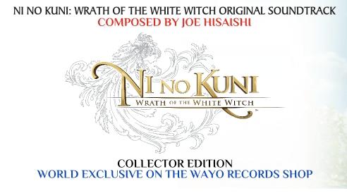 Ni no Kuni OST Wayo Records