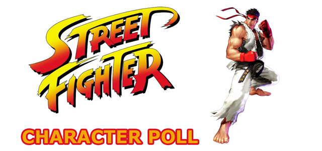 Street Fighter Character Poll