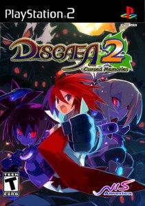 Disgaea 2 Cursed Memories boxart