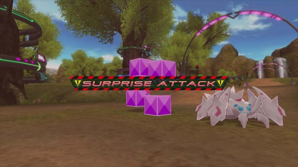 Hyperdimension Neptunia Victory | screen shot 2