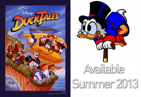 Ducktales Remastered Official Art