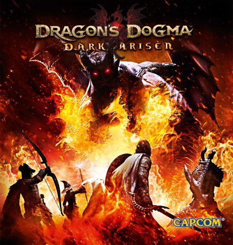 Dragon's Dogma: Dark Arisen   Cover Art