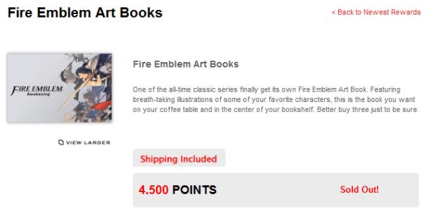 Fire Emblem Art Book