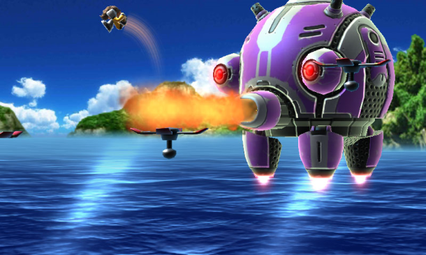 Jett Rocket II: The Wrath of Taikai - Nintendo Download Europe | oprainfall