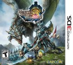 Monster Hunter 3 Ultimate 3DS Boxart