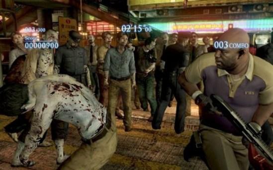 Resident Evil 6 X Left 4 Dead 2 Crossover