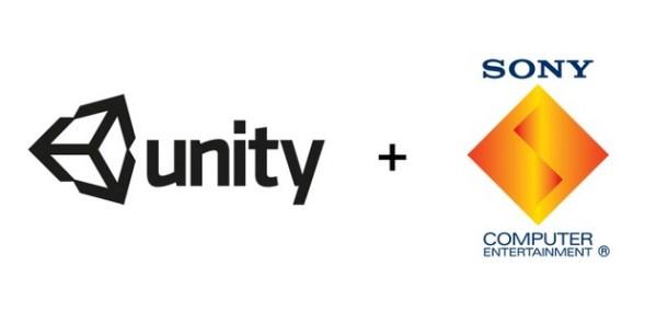 Unity + Sony