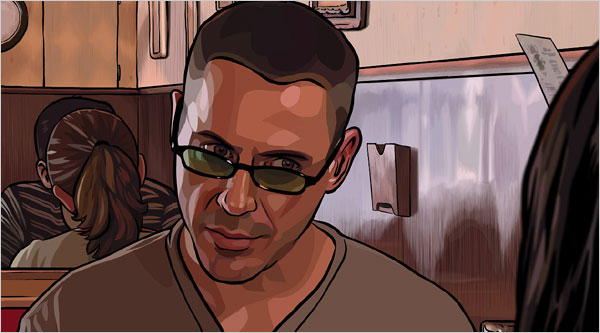 a scanner darkly robert downey jr