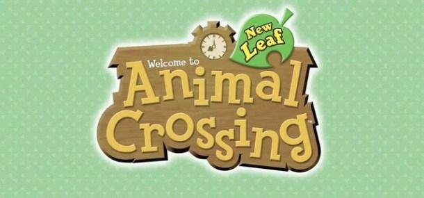 Animal Crossing: New Leaf logo