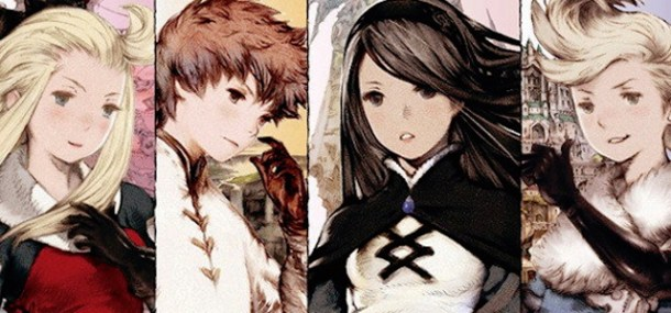 Bravely Default Cast Featured