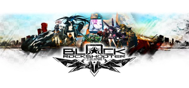 Black Rock Shooter The Game Feature