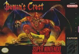 Demon's Crest I oprainfall