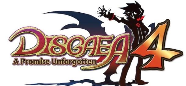 Disgaea 4 logo