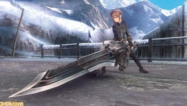 God eater 2 sword