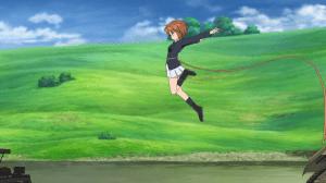 Girls und Panzer Miho