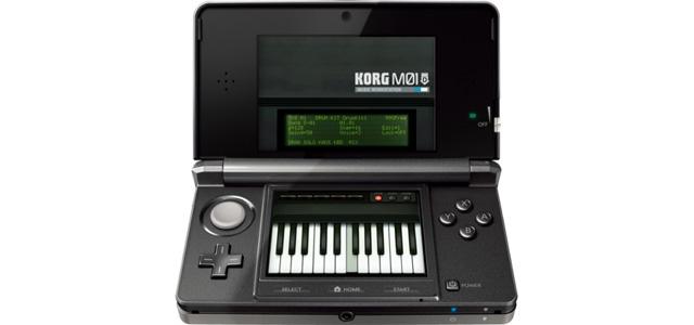 KORG M01D | 3DS