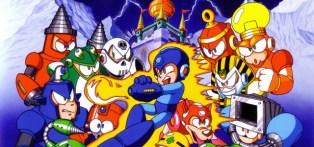 Mega Man 4 characters