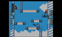 Mega Man 4 (3DS Virtual Console) | Ring Man's stage