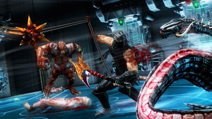 Ninja Gaiden 3: Razor's Edge Screenshot 5