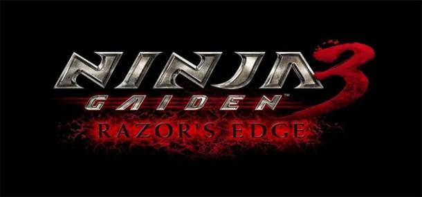 NINJA GAIDEN 3: RAZOR'S EDGE | Logo