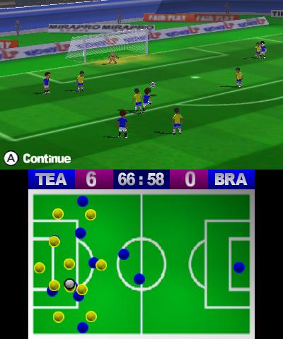 Soccer Up 3D | Screenshot