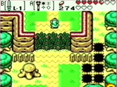 The Legend of Zelda Oracle Screen 002