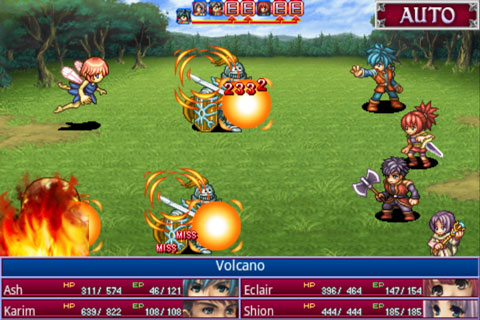 Alphadia Battle 2