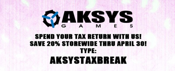 aksys coupon