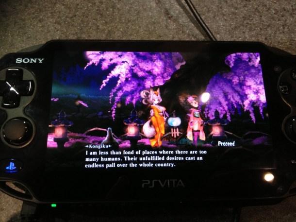 Muramasa Rebirth new translation