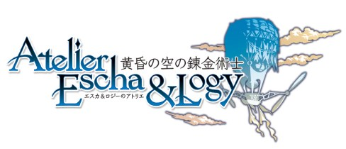 Atelier Escha & Logy: Alchemists of the Dusk Sky Logo