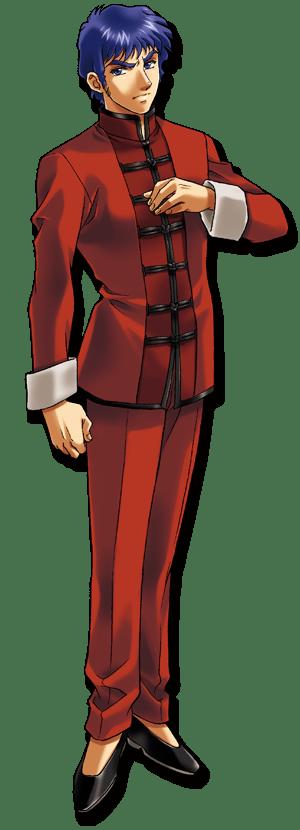 Super Robot Wars OG Saga Masou Kishin III: Pride of Justice| Houn Yanron