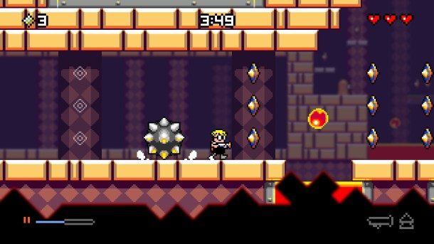 Mutant Mudds Deluxe - PSN Weekly | oprainfall
