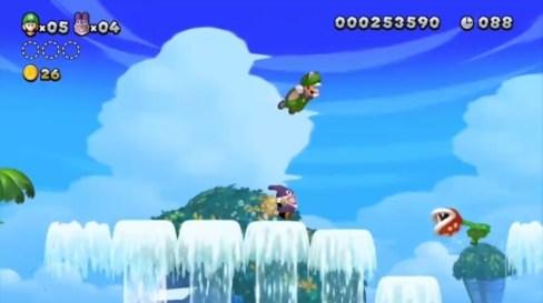 Super Luigi U